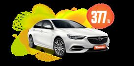 Opel Insignia Dizel, Otomatik Günlük Sadece 377 TL! Araç Kiralama Kampanyası
