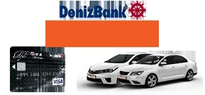 DenizBank Afili Bonus'a Özel Fiyatlar! Araç Kiralama Kampanyası