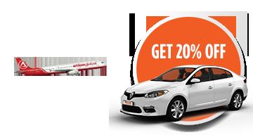 Enjoy Fly and Drive Benefits with Atlasglobal! Araç Kiralama Kampanyası