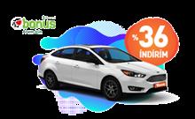Garanti Bonus Kredi Kartlarına %36 İndirim! Araç Kiralama Kampanyası