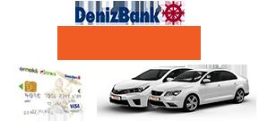 DenizBank Emekli Bonus'a Özel Fiyatlar! Araç Kiralama Kampanyası