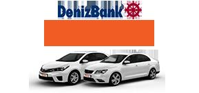 DenizBank Emekli Müşterilerine Özel Fiyatlar! Araç Kiralama Kampanyası