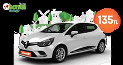 Garanti Bonus'a Özel Fiyatlar! Araç Kiralama Kampanyası
