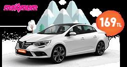 Maximum Kartlılara Özel Renault Megane Fırsatı! Araç Kiralama Kampanyası
