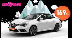 Maximum Kartlılara Özel Renault Megane Fırsatı!