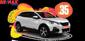 RE/MAX müşterileri Garenta'dan %35 indirimli araç kiralıyor! Araç Kiralama Kampanyası