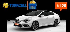 Turkcellliler, Salladıkça Kazanıyor! Araç Kiralama Kampanyası
