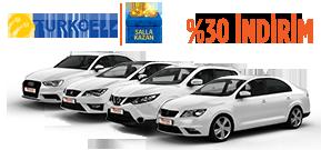 Turkcell Salla Kazan ile %30 İndirim fırsatı Garenta'da! Araç Kiralama Kampanyası