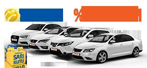 Turkcelliler %30 İndirimli Kiralıyor, GarentaXpress'den Ücretsiz Yararlanıyor! Araç Kiralama Kampanyası