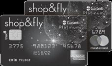 Shop&Fly Kredi Kartı ile 3000 Mil Hediye! Araç Kiralama Kampanyası