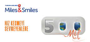 THY Miles&Smiles  Araç Kiralama Kampanyası