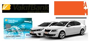 Vakıfbank Rail&Miles Sahiplerine Özel Fiyatlar! Araç Kiralama Kampanyası