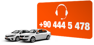 Call Us Today and Book a Car Rental!