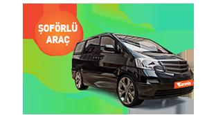 Adana, Maltepe, Haliç, Gebze, Antalya,Ankara ve Gaziantep'te 8+1 Araç Kiralama Hizmetinden Faydalanın!