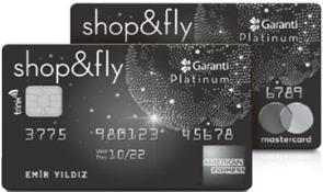 Shop&Fly Kredi Kartı Müşterilerine 3000 Mil Hediye!