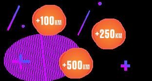 Uzun Yolculuk Severlere Ek Kilometre Paketleri