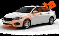 FIAT EGEA 1.3 MJET 95 HP EU5 EASY 2017