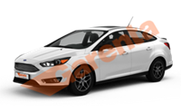 FORD FOCUS 1.6L TDCI 95PS EU5 4K TREND X 2017