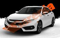 HONDA CIVIC 1.6 ELEGANCE OTM 2017