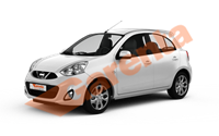 NISSAN MICRA 1.2 80 PS MATCH CVT 2017