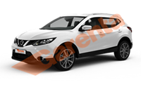 NISSAN QASHQAI DCI 130 HP BLACK EDITION XTRONIC 2017