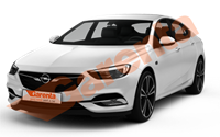 OPEL INSIGNIA 1.6 DIESEL AT GRAND SPORT ENJOY 2017