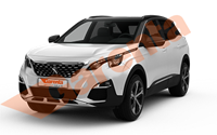 PEUGEOT 3008 ACTIVE 1.6 BLUEHDI 120HP EAT6 2017