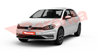 VOLKSWAGEN GOLF 1.6 TDI BMT 90 PS MIDLINE PLUS MAN 2017