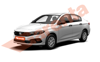 FIAT EGEA 1.3 MJET 95 HP EU5 EASY 2018