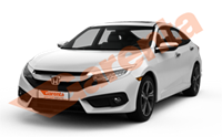 HONDA CIVIC 1.6 EXECUTIVE ECO OTM BENZIN/LPG 2018