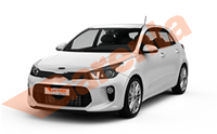 KIA RIO HATCHBACK 1.4 BENZIN 100 PS COOL AUTO 2018
