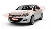 OPEL ASTRA SEDAN 1.6 136 HP ELITE AUTO 2018