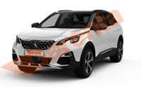 PEUGEOT 3008 ALLURE 1.6 BLUEHDI 120HP EAT6 ELEGANCE P 2018