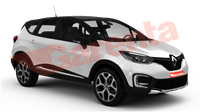 RENAULT CAPTUR ICON 1.5 DCI 90 BG EDC PH2 2018