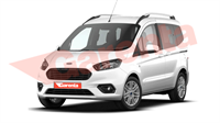 FORD TOURNEO COURIER 1.5L TDCI 95PS EU6 TITANIUM PLUS MCA 2019