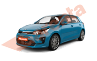 KIA RIO HATCHBACK 1.4 BENZIN 100 PS COOL AUTO 2020