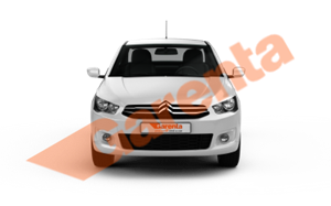 CITROEN C-ELYSEE 1.6 HDI 92HP M/T EXCLUSIVE 2017_on