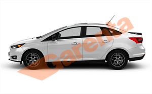 FORD FOCUS 1.6L TDCI 95PS EU5 4K TREND X 2017_yan