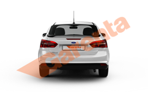 FORD FOCUS 1.6L TDCI 95PS EU5 4K TREND X 2017_arka