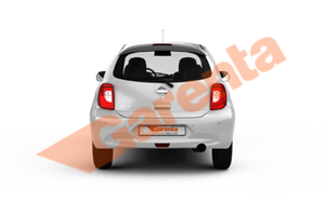 NISSAN MICRA 1.2 80 PS MATCH CVT 2017_arka