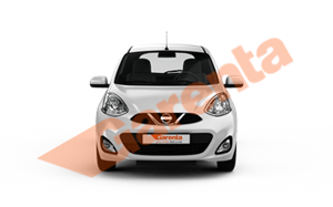 NISSAN MICRA 1.2 80 PS MATCH CVT 2017_on