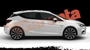 OPEL ASTRA 1.6 CDTI DYNAMIC 136 HP AUTO 2017_yan