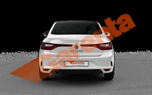 RENAULT MEGANE Sedan ICON 1.5 dCi EDC 110 bg 2017_arka