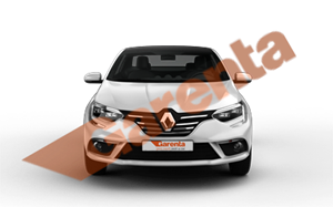RENAULT MEGANE Sedan TOUCH 1.5 dCi EDC 110 bg 2017_on