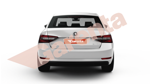 SKODA SUPERB 1.6 TDI GREENTECH DSG ACTIVE 2017_arka