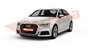 AUDI A3 SEDAN 1.6 TDI 116 HP DYNAMIC STR PI 2018_capraz