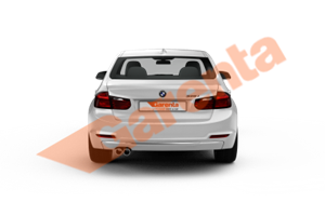 BMW SERIES 3 1.5 318I AUTO 2018_arka