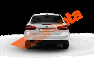 FORD FOCUS 1.5L TDCI 120PS EU6 5K PWS TITANIUM 2018_arka