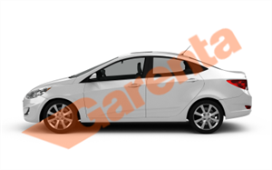 HYUNDAI ACCENT 1.4 D-CVVT MODE PLUS OTM 2018_yan
