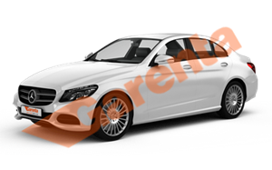 MERCEDES C-CLASS C 200 D EXCLUSIVE 2018_capraz